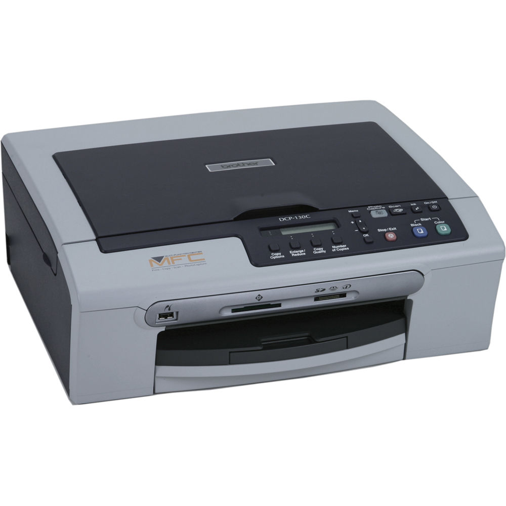 DCP-130C BROTHER PRINTER DRIVER DOWNLOAD