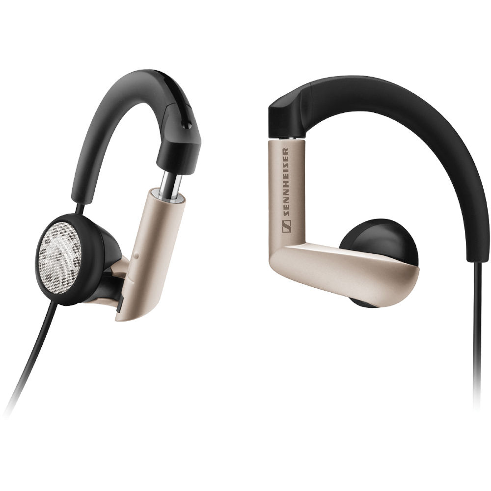 Sennheiser OMX 90 Stereo Earclip Headphones