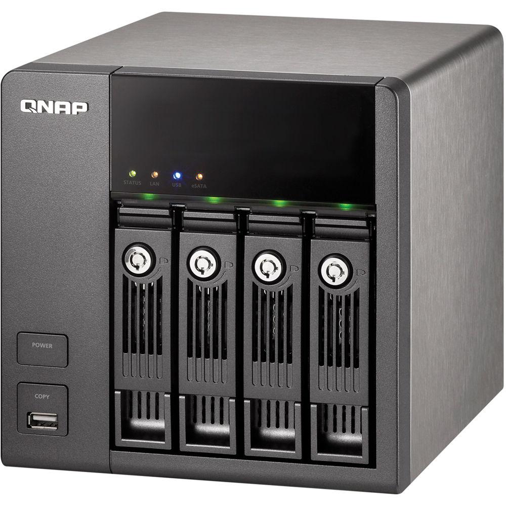 QNAP TS-410 Turbo NAS