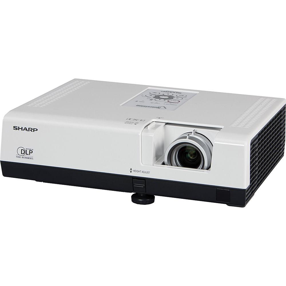 Sharp PG-D2500X DLP Projector