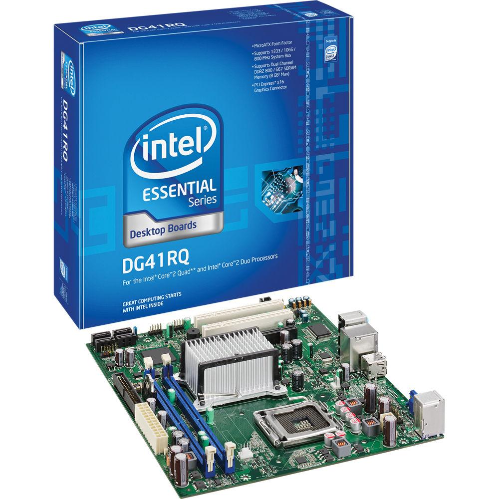 Intel Desktop Board DG41RQ