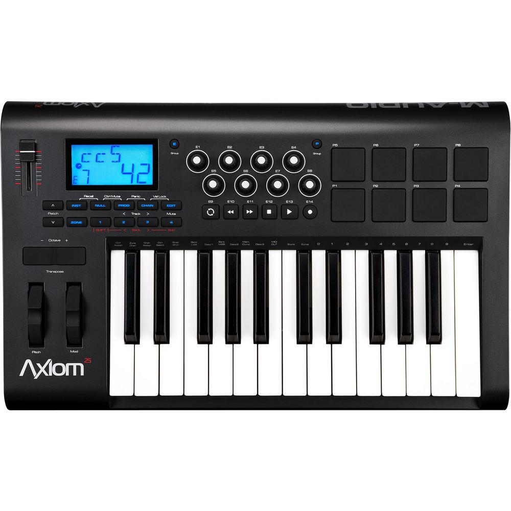 M-Audio Axiom 25 - USB MIDI Controller (Version 2)