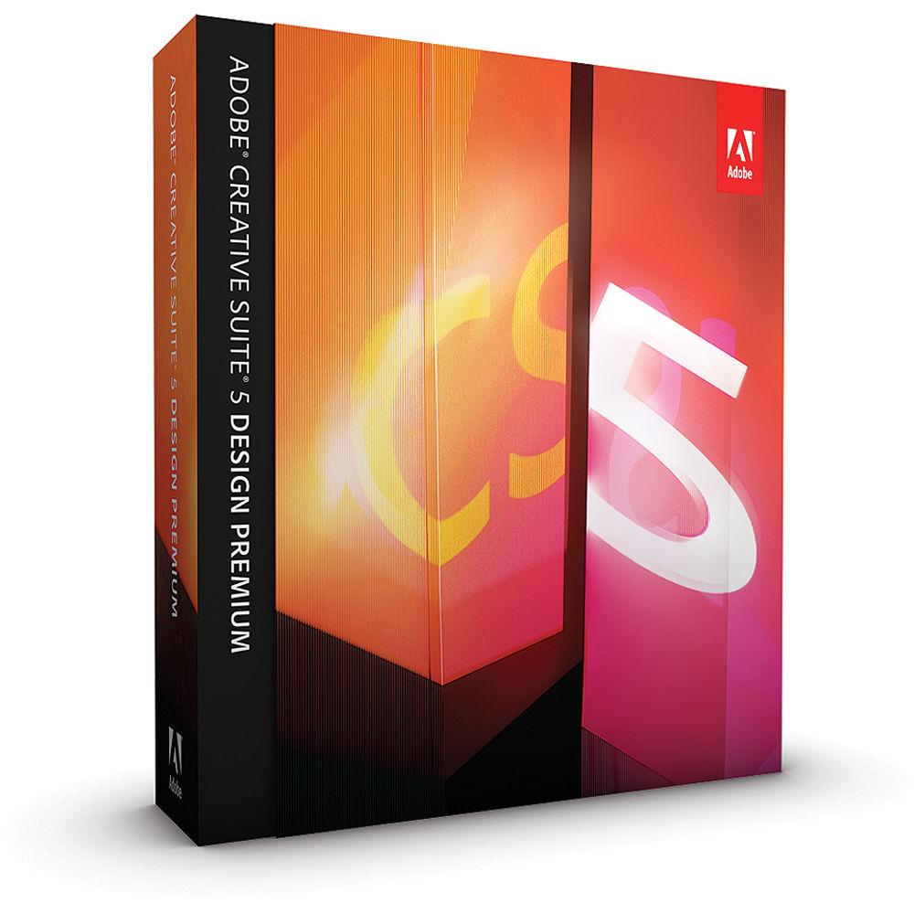 how do I buy Adobe CS5 Design Premium for mac?