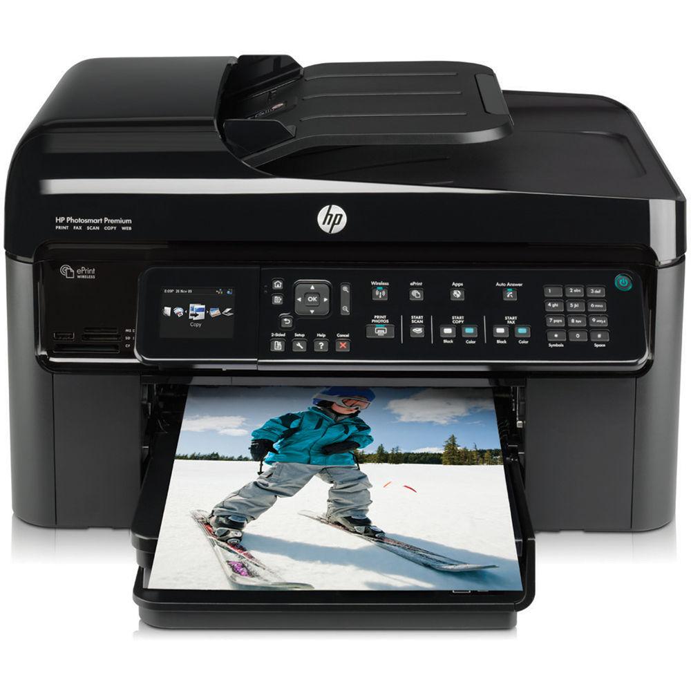 HP Photosmart Premium Fax e-All-in-One CQ521A#B1H B&H Photo