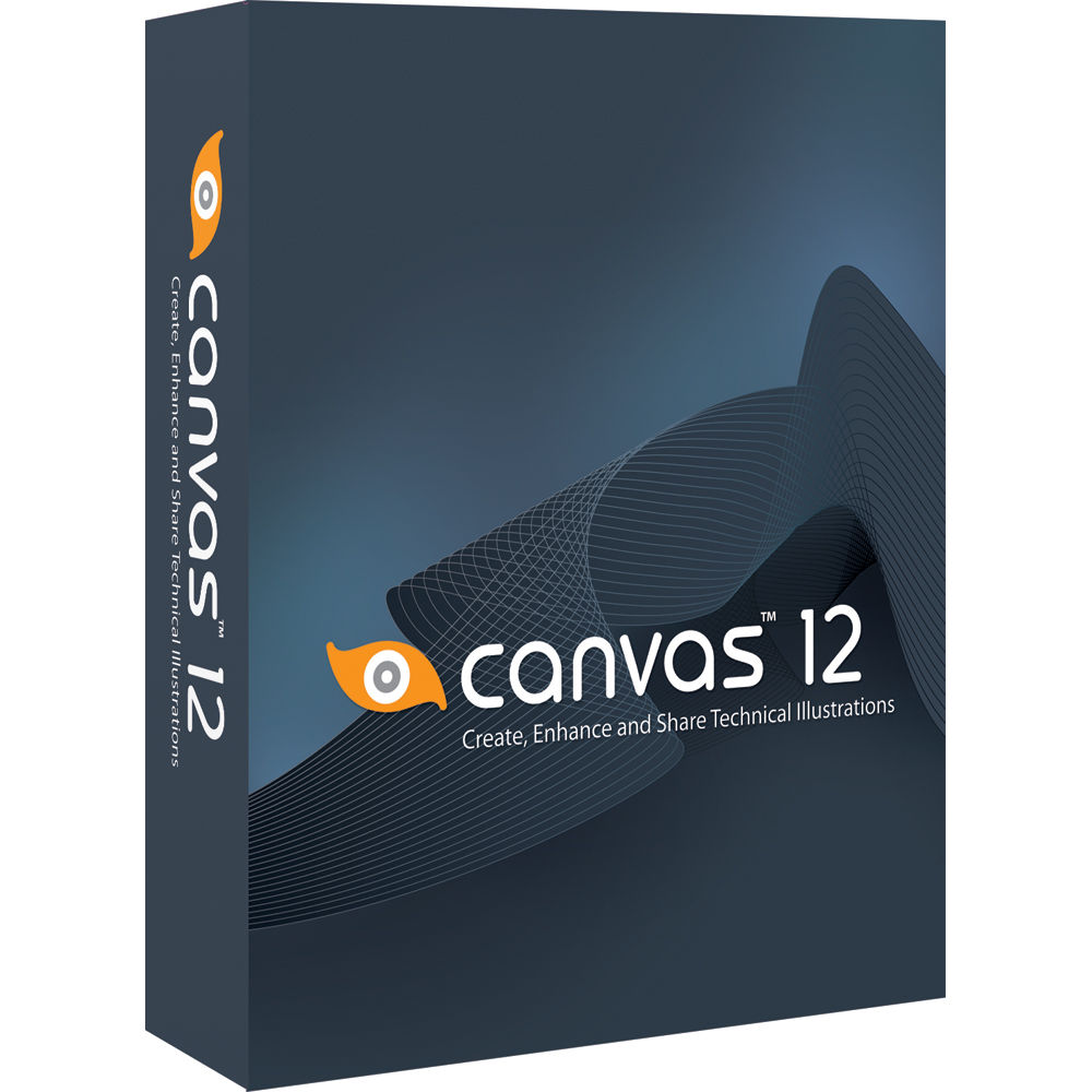 ACD Systems Canvas 12 Software
