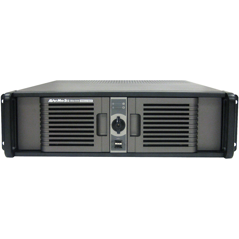 AVerMedia XR8032 RACK Pure IP NVR