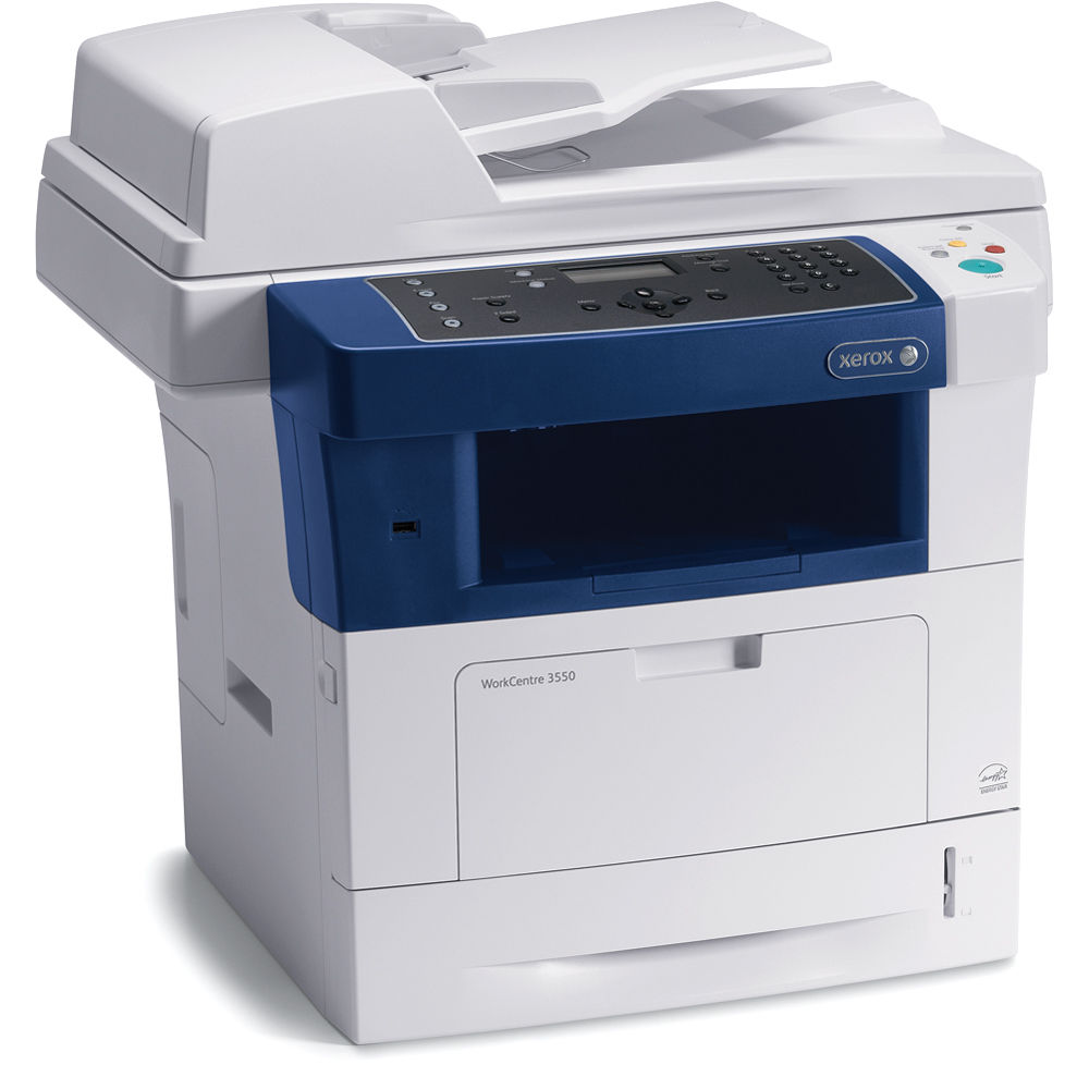 Xerox WorkCentre 3550/X Network Monochrome All-in-One Laser Printer
