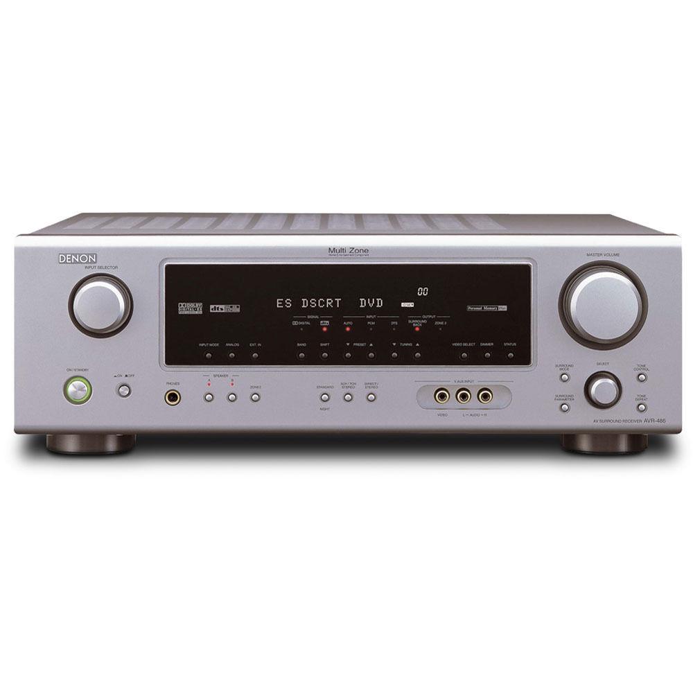 Denon AVR-486 A/V Receiver