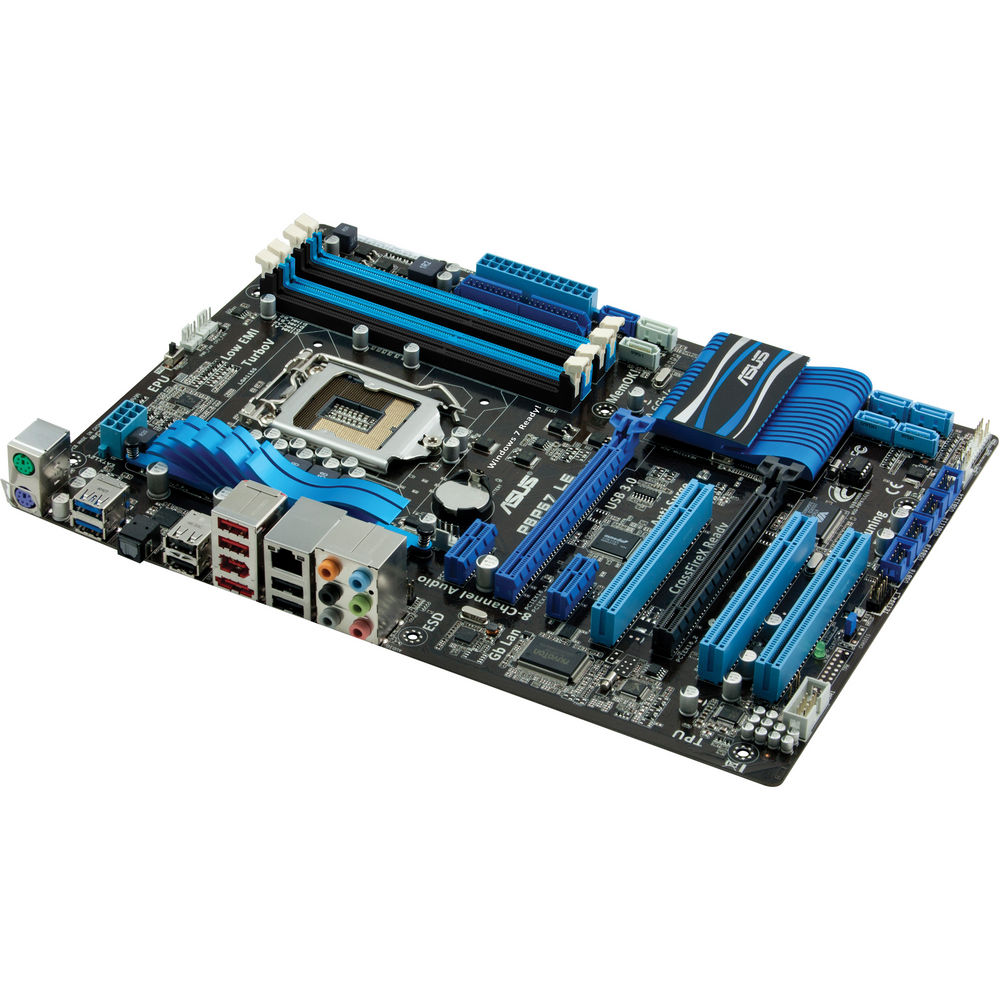 ASUS P8P67 LE Motherboard (Revision 3 0)