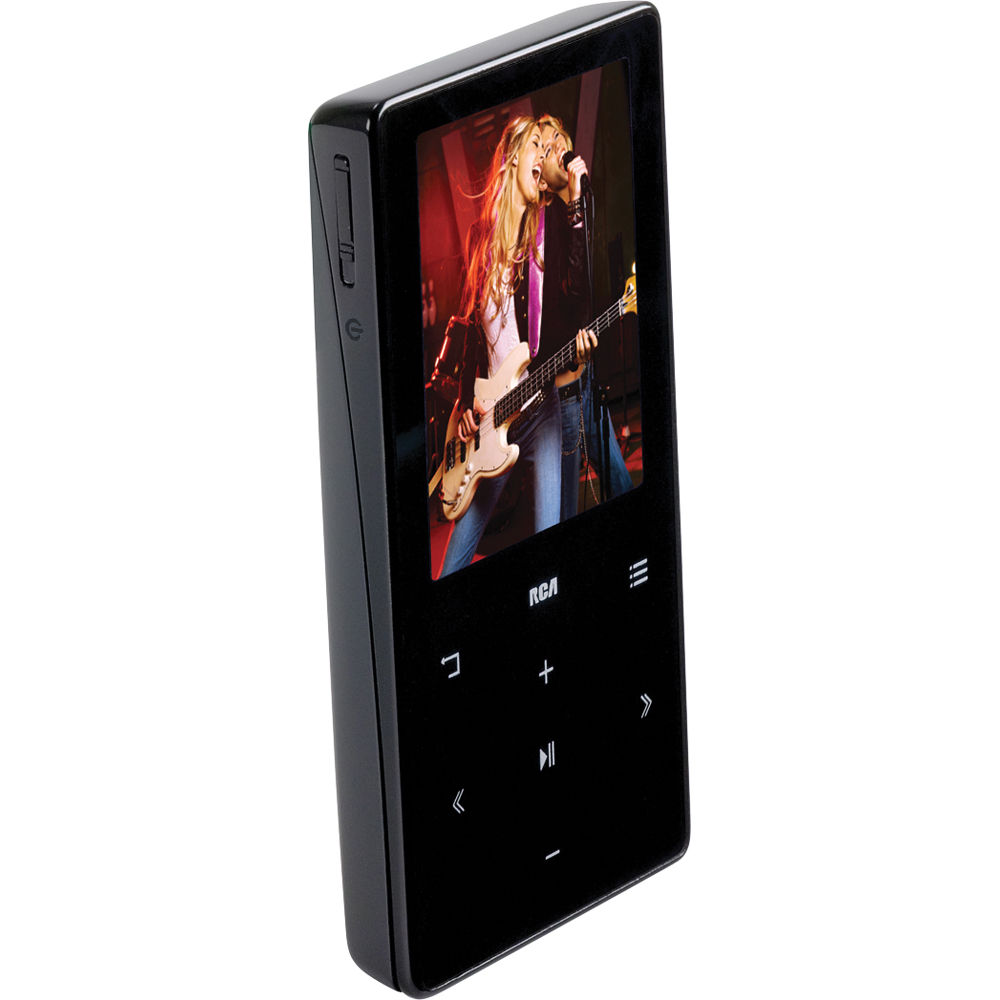 RCA 4GB MP3 & Video Player with 2