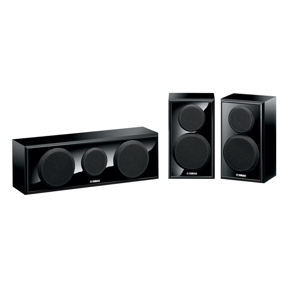 Verwonderlijk Yamaha NS-P150PN Center and Surround Speaker Package NS-P150PN TR-57