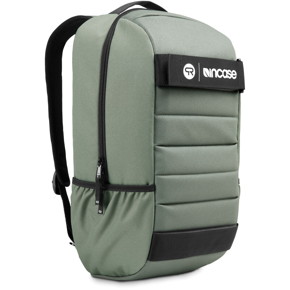 8751883805e96 Incase Designs Corp Paul Rodriquez Skate Pack Lite (Moss Green)
