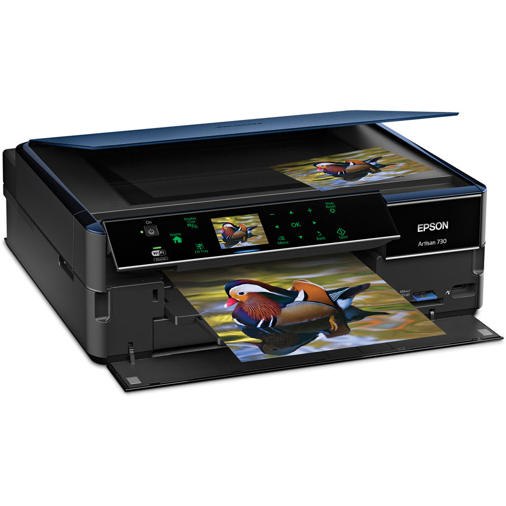 Epson Artisan 730 All-In-One Color Inkjet Printer