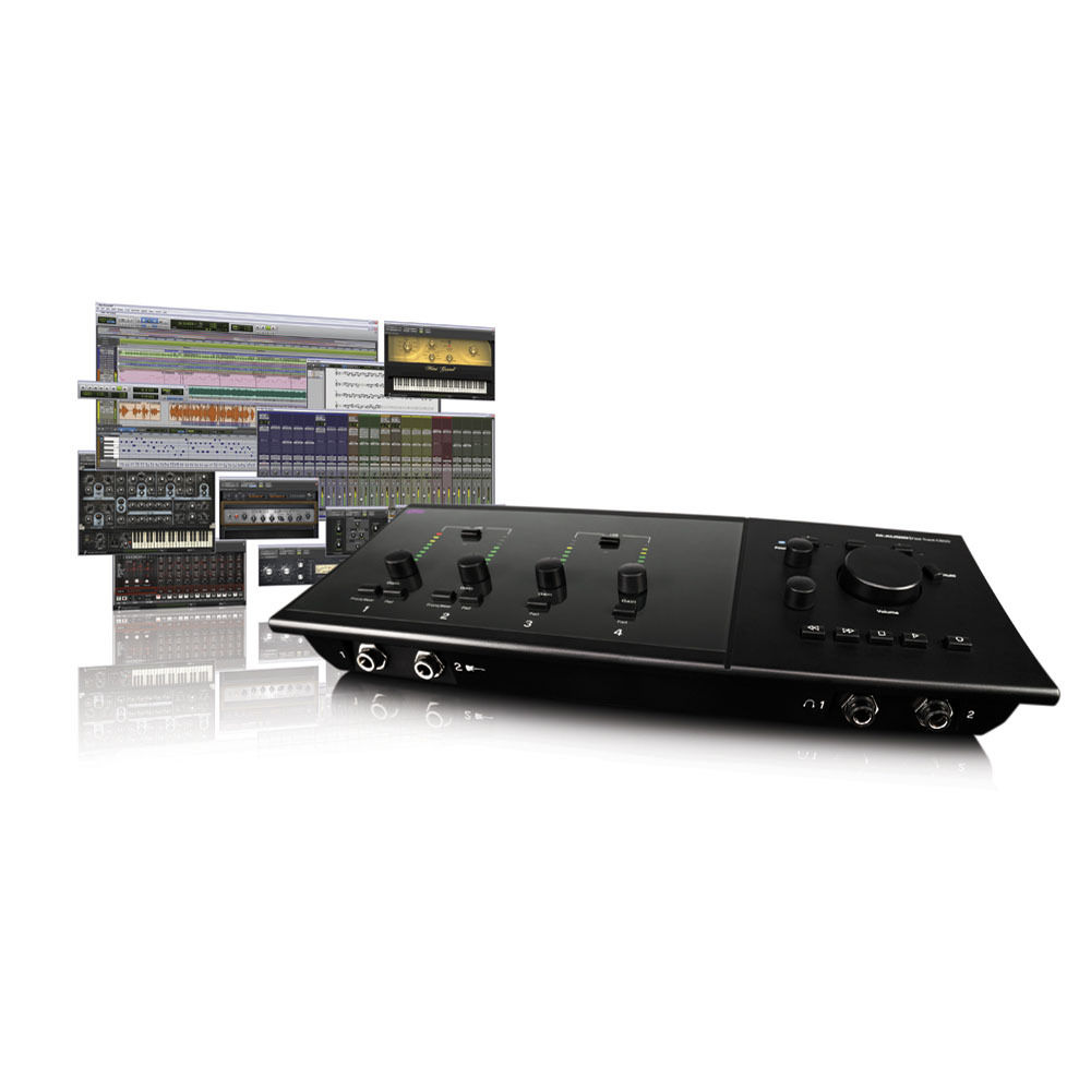 M-Audio Pro Tools MP + Fast Track C600 - Software and Interface Recording  Bundle