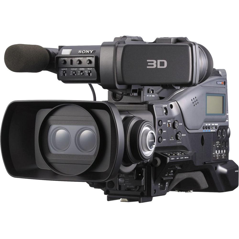 Sony PMW-TD300 XDCAM EX Shoulder-Mount 3D Camcorder
