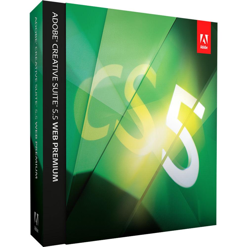 Adobe Creative Suite 5.5 Web Premium Cost
