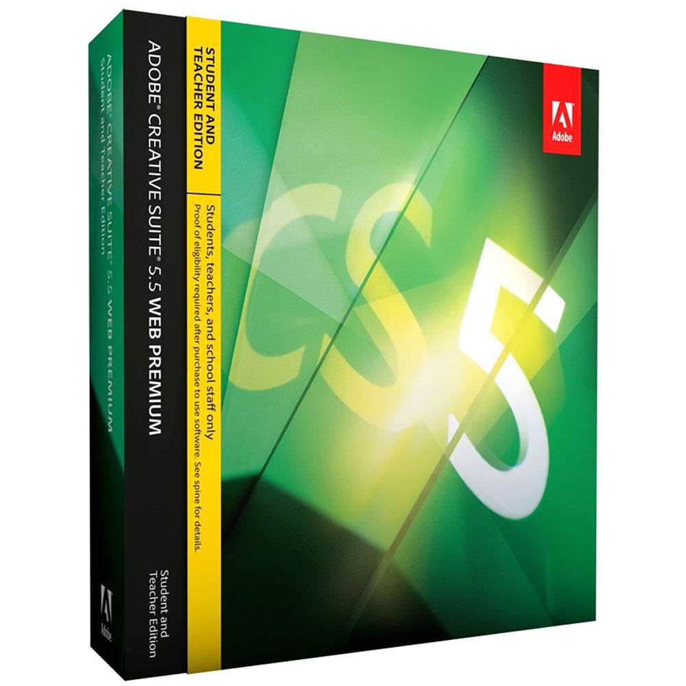 Adobe Creative Suite 5 5 Web Premium Software For Mac 65119115
