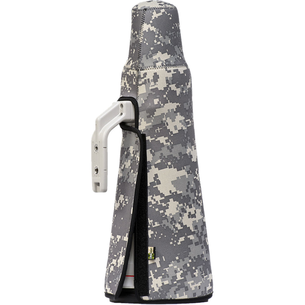 LensCoat TravelCoat Lens Cover for Canon 600mm f/4 IS II Lens without Hood  (Digital Camo)