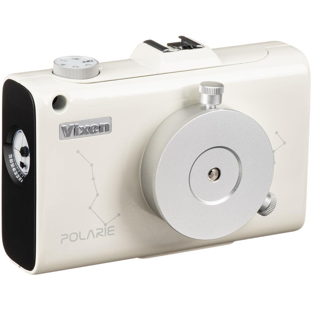 Vixen Polarie Star Tracker Mount with Ball Head /& Polar Compass