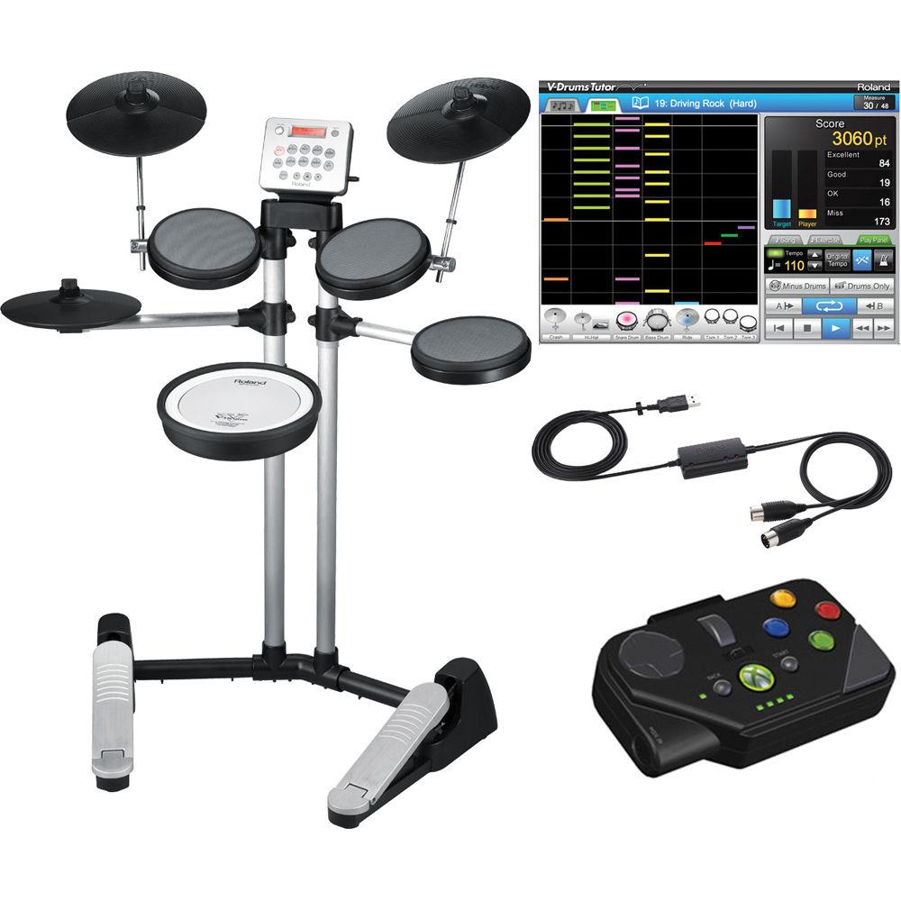 Roland HD-3 V-Drums Lite Gamer Pack