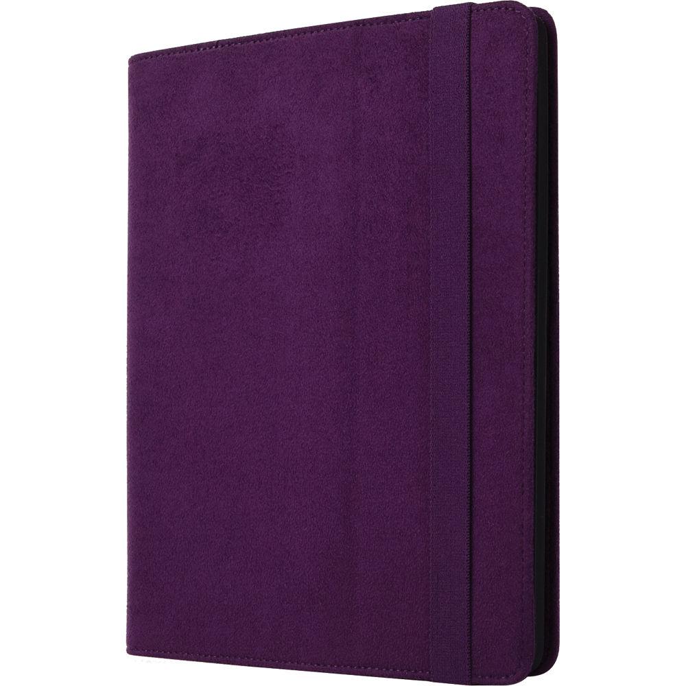 premium selection 07e37 0c0c7 Moshi Concerti Case for iPad 3 and iPad 4 (Purple)