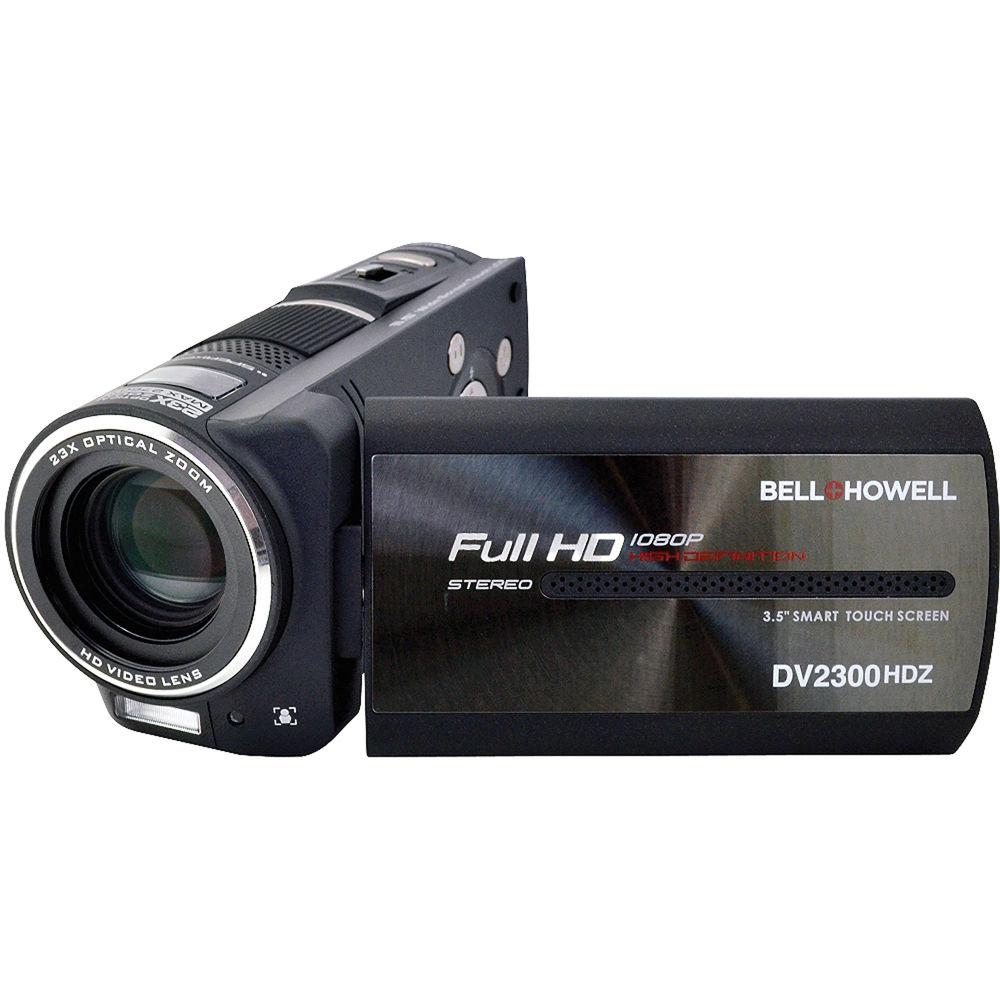 Bell & Howell DV2300HDZ Full HD 1080p Digital Camcorder & Still Camera