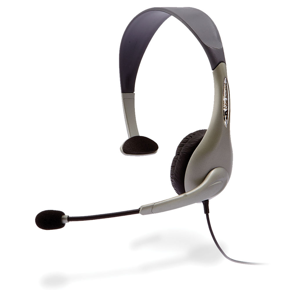 CYBER ACOUSTICS USB HEADSET DRIVER FOR WINDOWS DOWNLOAD