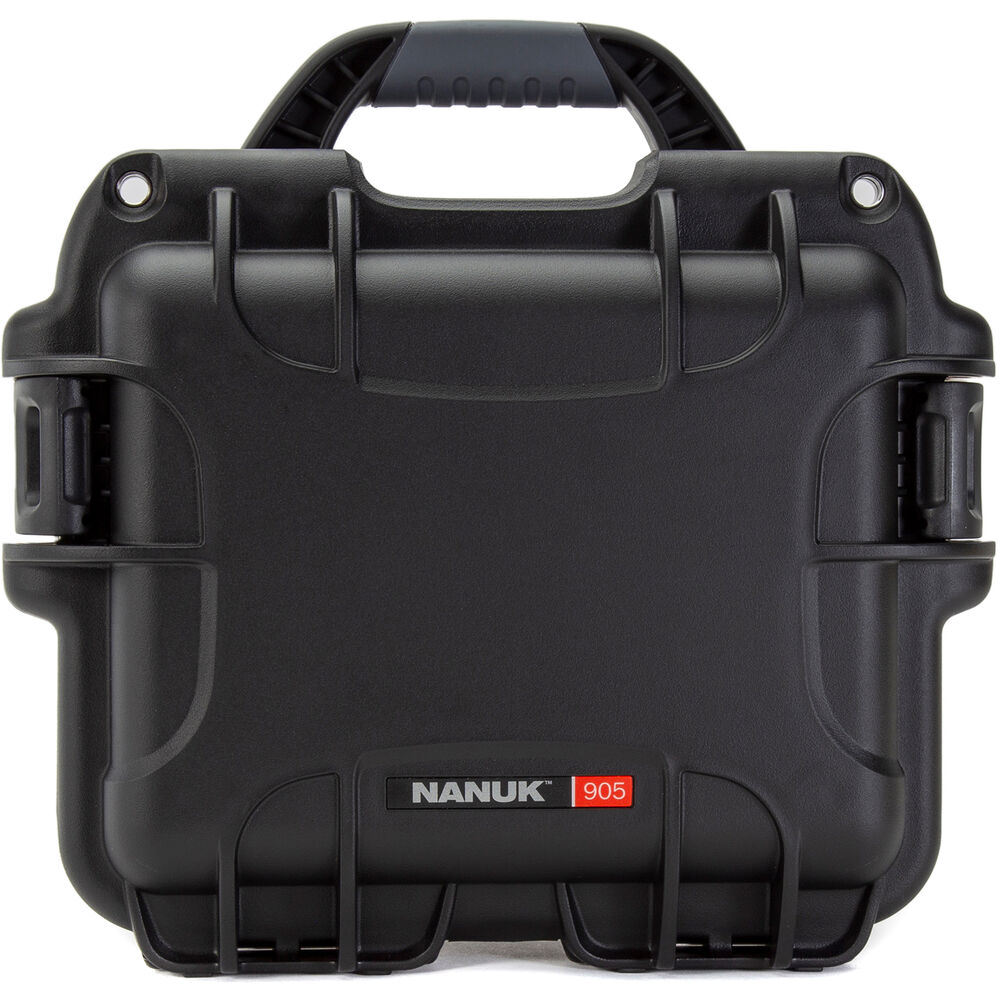 Nanuk 905 Waterproof Hard Case with Padded Dividers Lime