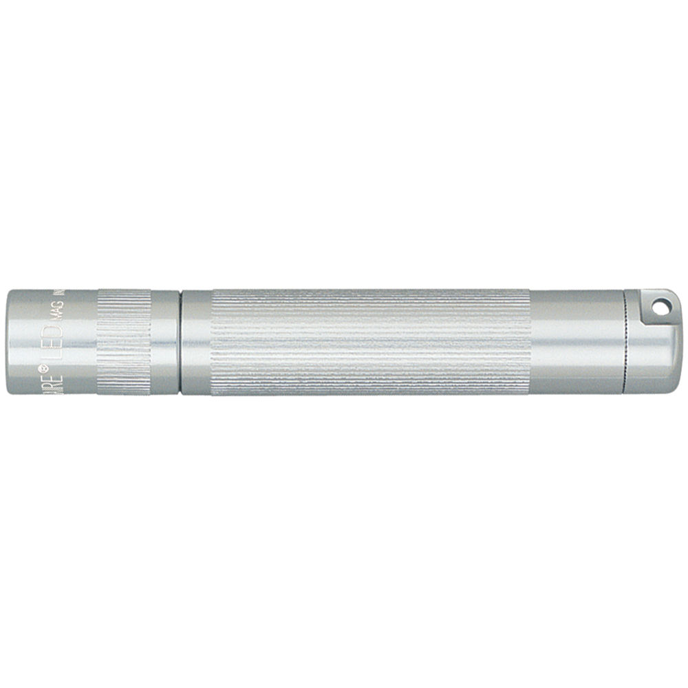 Silver Finish Maglite Solitaire Keyring Torch AAA Torch Gift Boxed AAA Battery