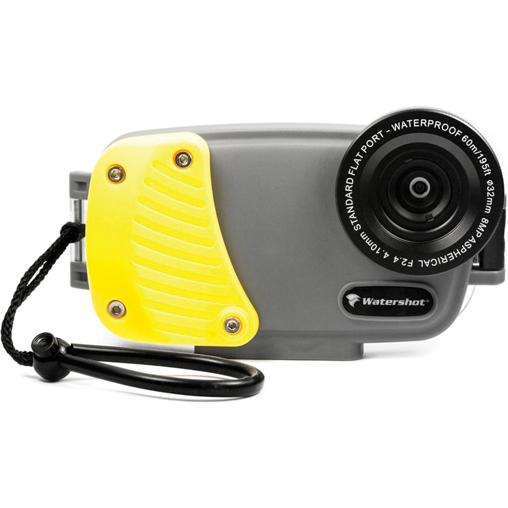 huge selection of 49f66 2611f Watershot PRO Underwater Housing for iPhone 5/5s/SE