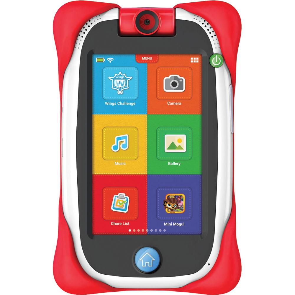 Nabi Jr 4gb Multi Touch 5 Tablet For Kids Nabijrnv5a
