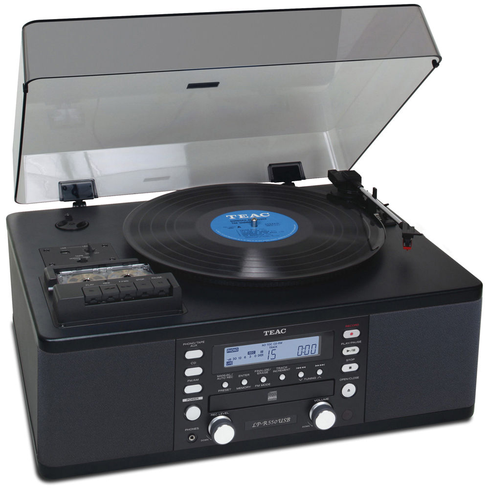 vinyl and tape to cd recorders