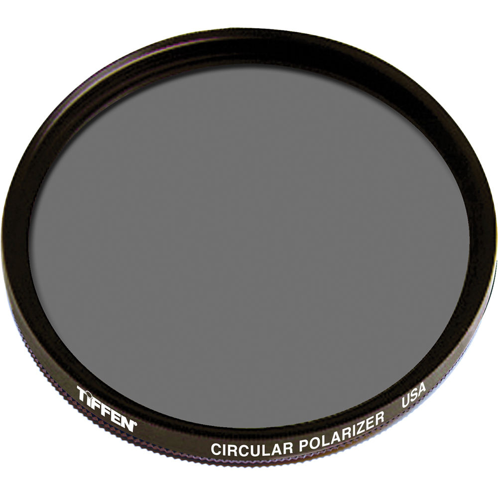Tiffen 28CP 28mm Circular Polarizing Filter Gray
