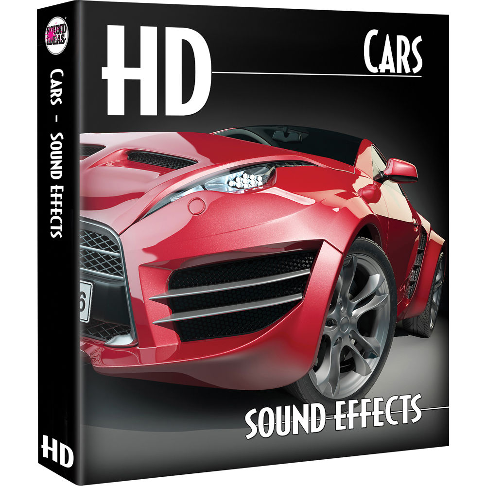 Car Sound Effects >> Sound Ideas Cars Hd Sound Effects Library Download