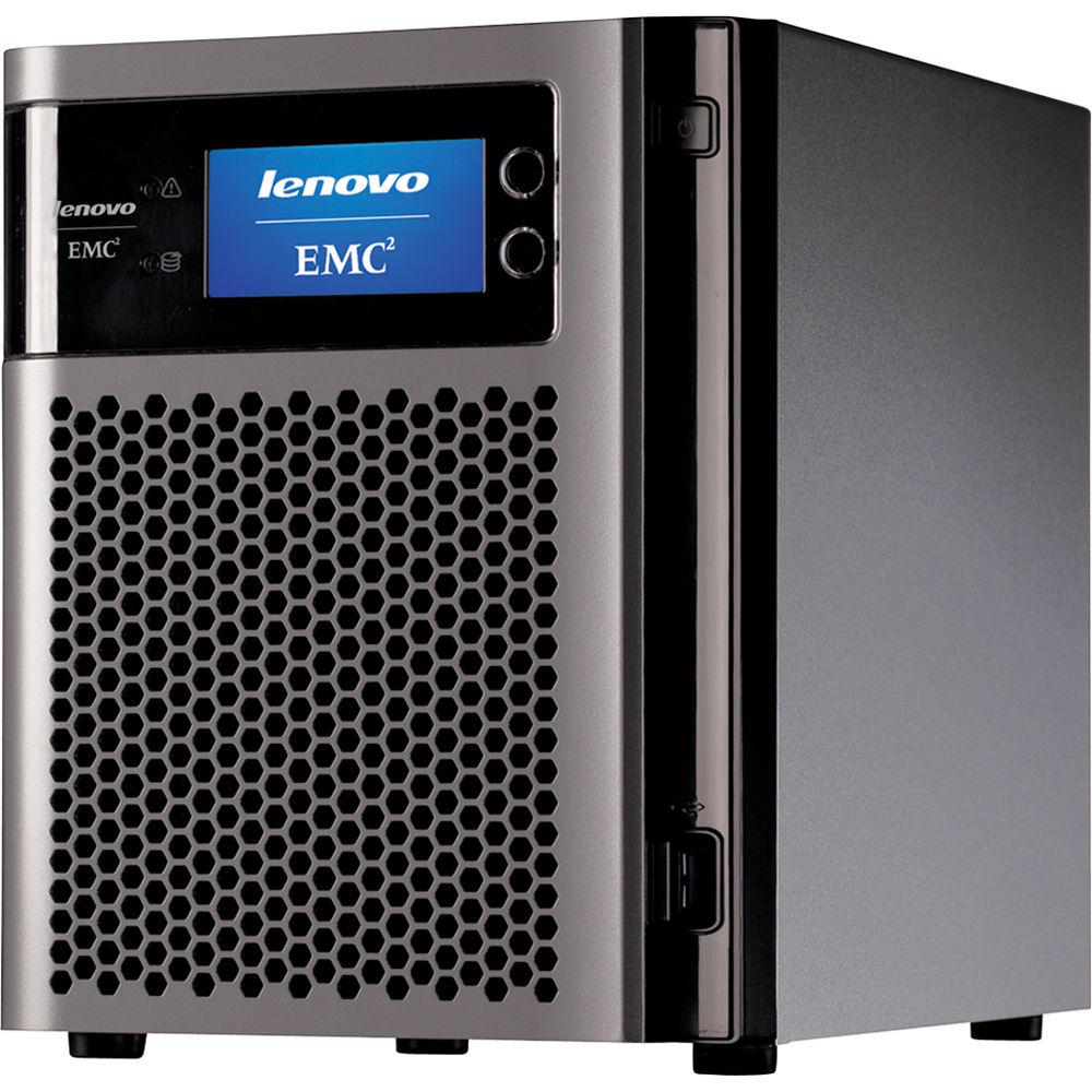 LenovoEMC px4-300d 4-Bay NAS Storage Array