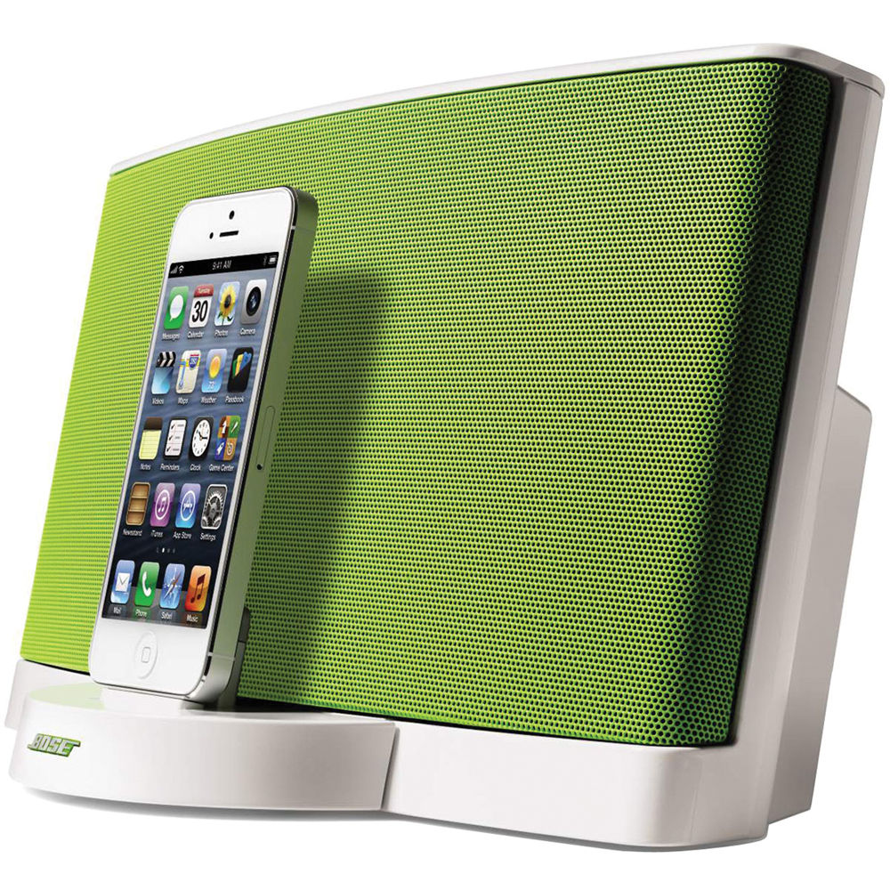 Bose SoundDock Series III Digital Music System (Green)