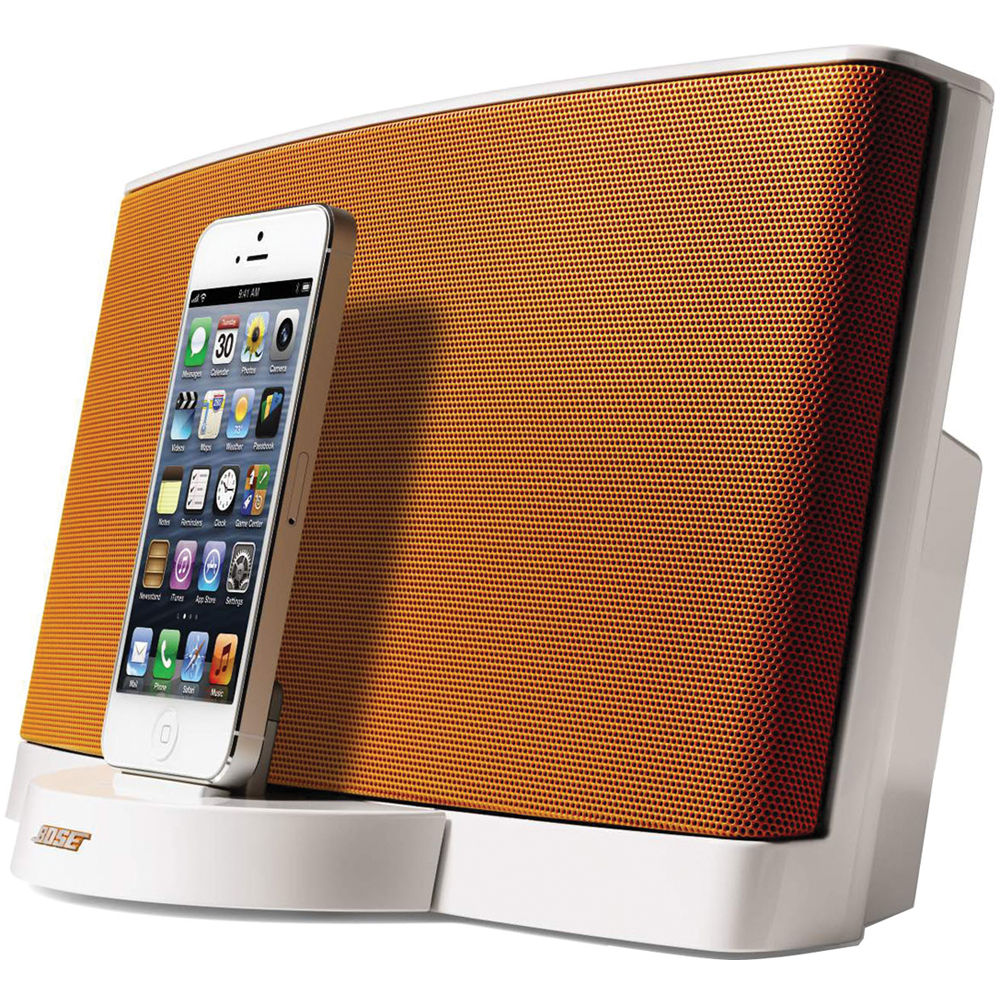 Bose SoundDock Series III Digital Music System (Orange)