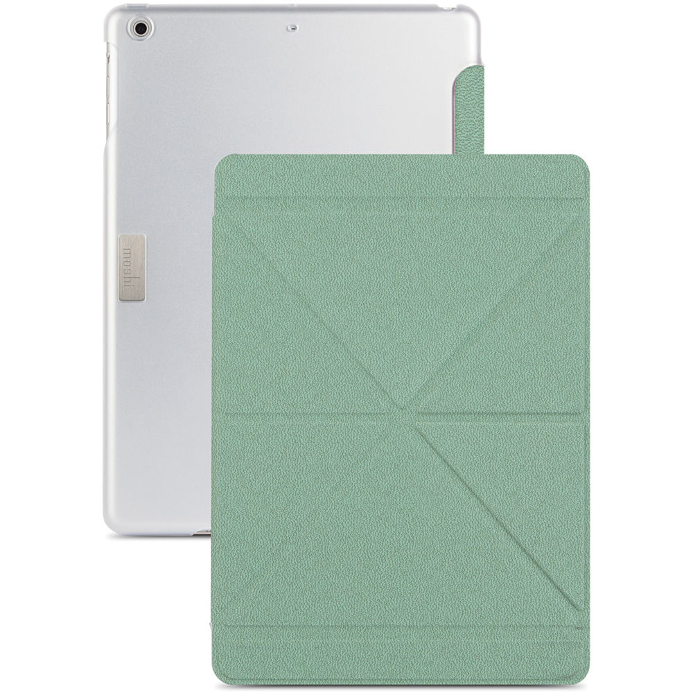brand new 22bba 351f9 Moshi Versacover iPad Air Case with Folding Cover and Stand (Aloe Green)