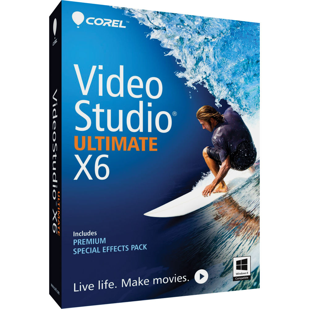 corel videostudio pro x6 free download