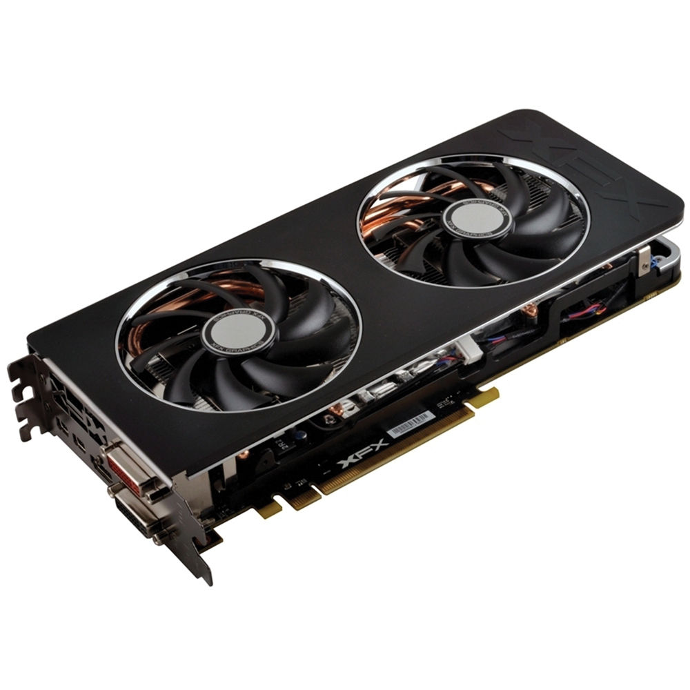 XFX Force Radeon R9 270X Graphics Card (1000 MHz)