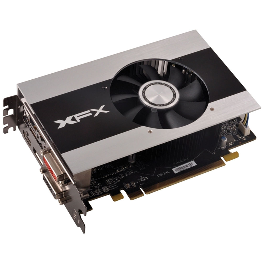XFX Force Radeon R7 260X Core Edition Graphics Card with 1GB DDR5 RAM
