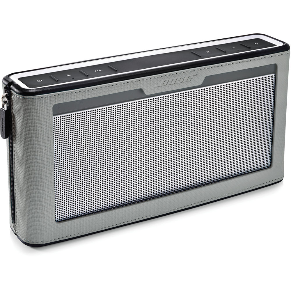 Gray Bose SoundLink III Cover for Bluetooth Speaker 628173-0030