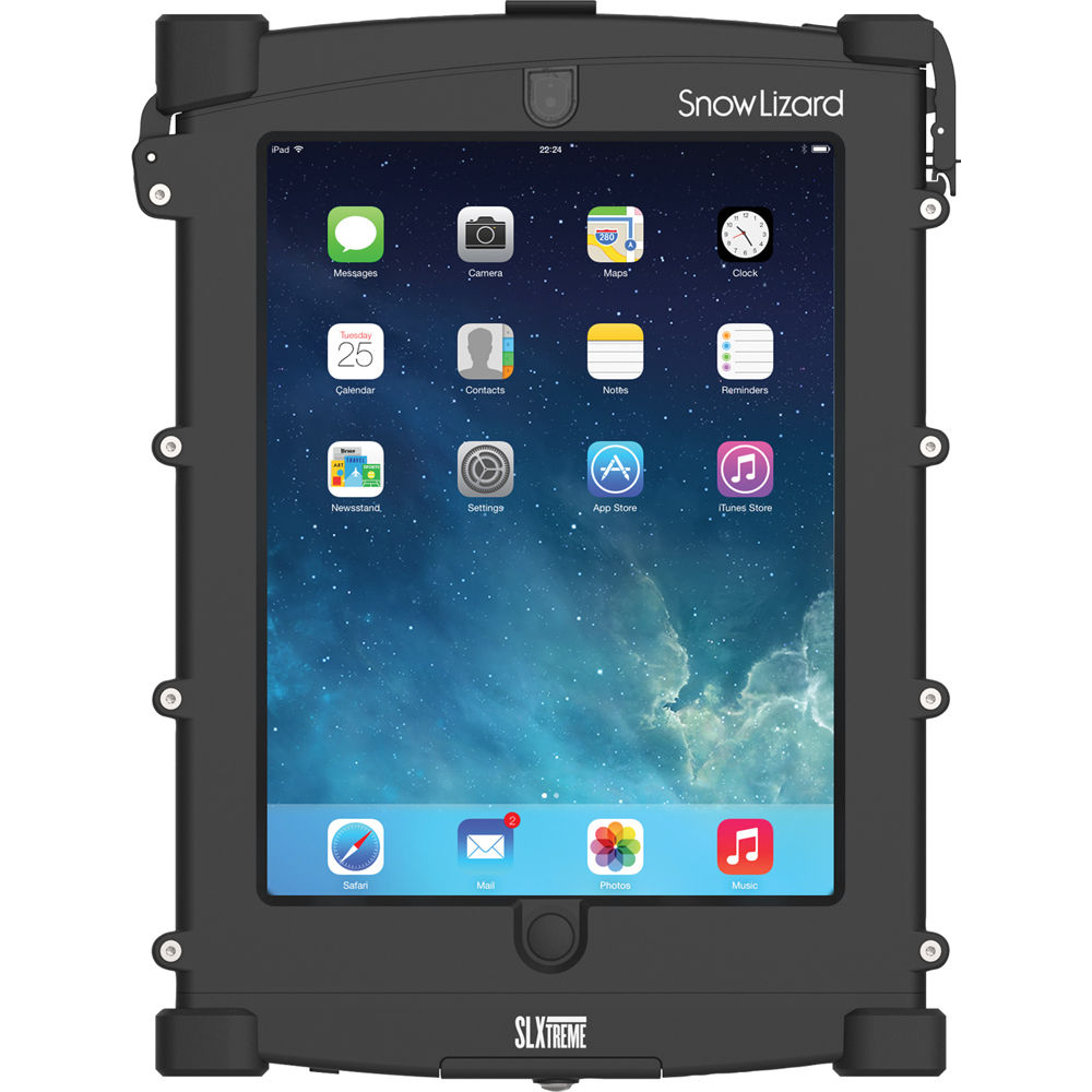 quality design ea188 68132 Snow Lizard SLXTREME Waterproof Case for iPad 4 (Black)
