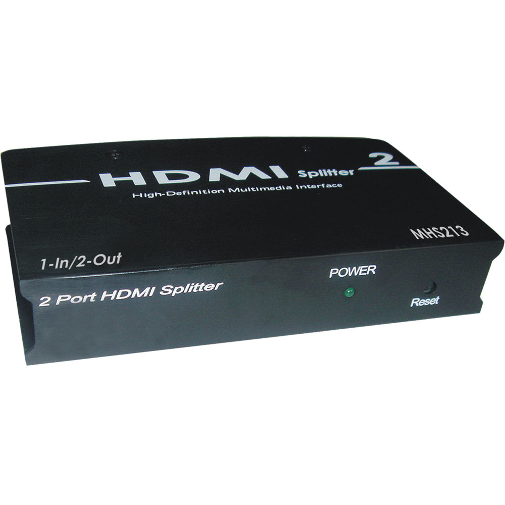 RF-Link HDMI Splitter 1-In/2-Out