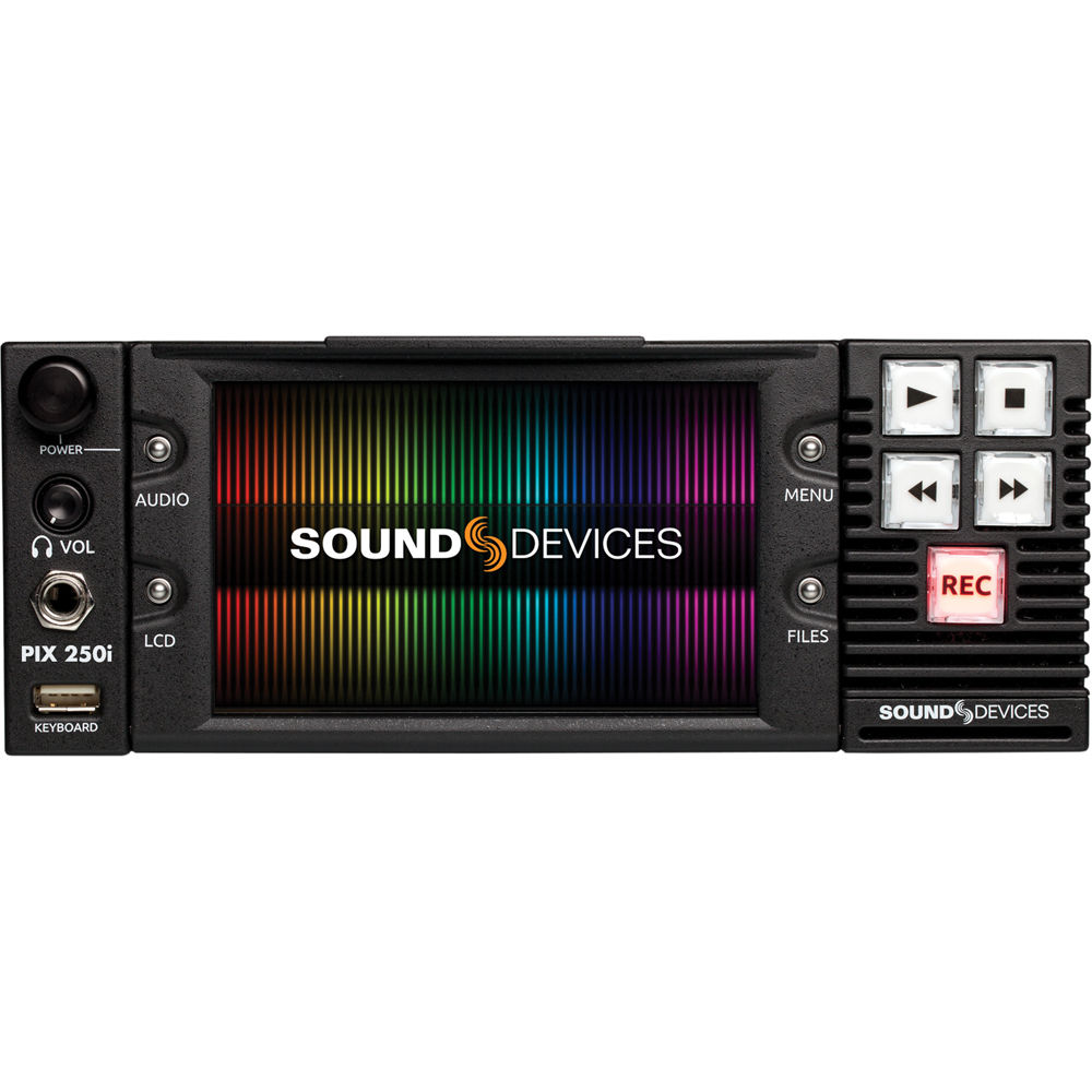 SOUND DEVICES PIX 250I VIDEO RECORDER DRIVER DOWNLOAD (2019)