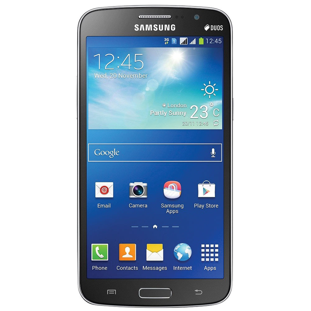 best sneakers 279d5 ce26e Samsung Galaxy Grand 2 SM-G7102 8GB Smartphone (Unlocked, Black)