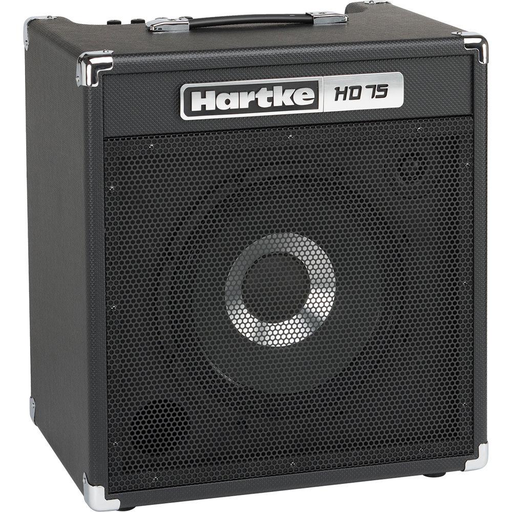 Hartke HD75 75W 1x12 Combo Amplifier for Electric Bass