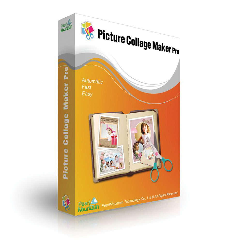 PearlMountain Picture Collage Maker Pro 3 3 7 (Download)
