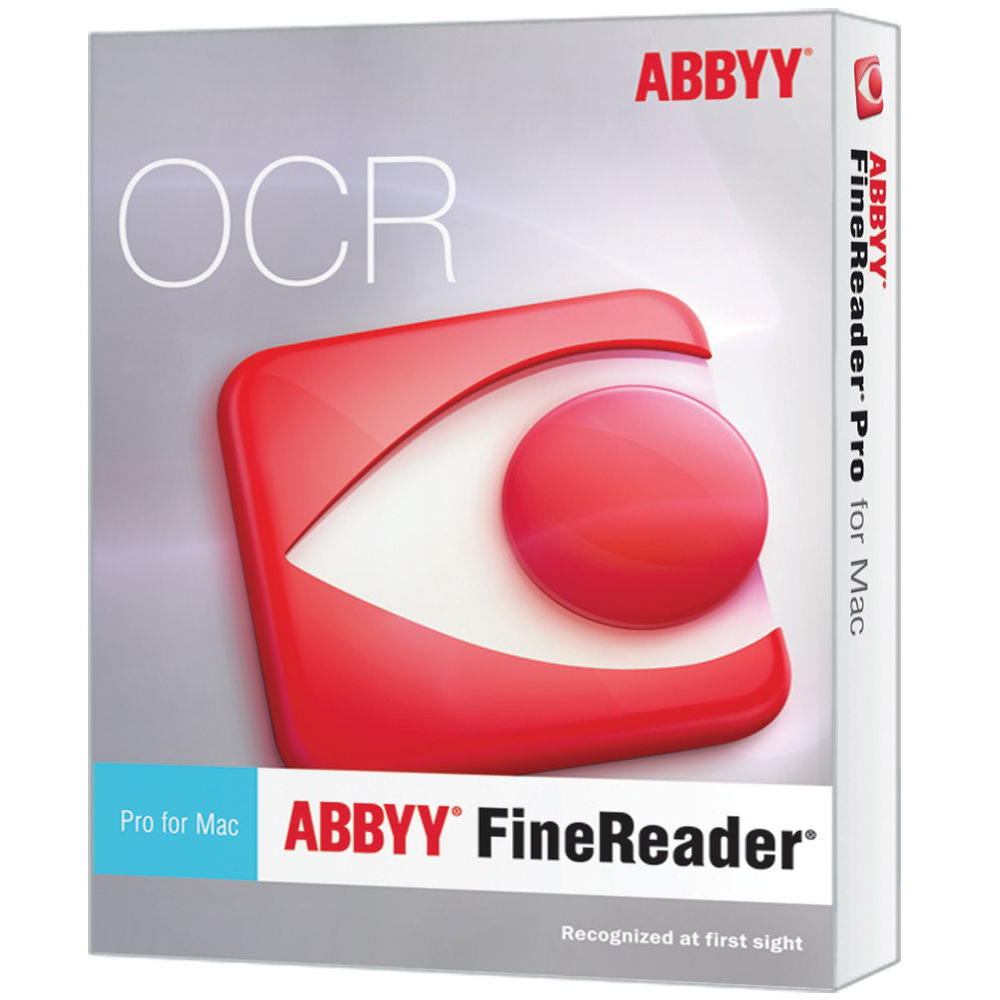 Abbyy Finereader Ocr Pro For Mac abbyy finereader pro for mac (download)