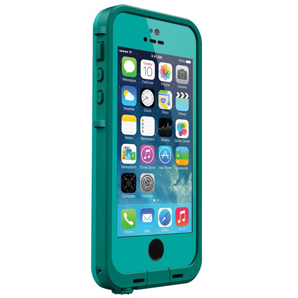 best sneakers 11eb1 1eadc LifeProof frē Case for iPhone 5/5s/SE (Teal/Dark Teal)